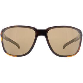Red Bull SPECT Bolt Sunglasses Men, shiny havanna/brown-light bronze mirror